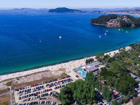Camping Bayona Playa - Camping Pontevedra - Image N°3
