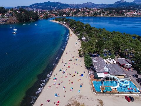 Camping Bayona Playa - Camping Pontevedra - Image N°4