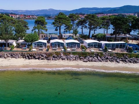 Camping Bayona Playa - Camping Pontevedra - Image N°2