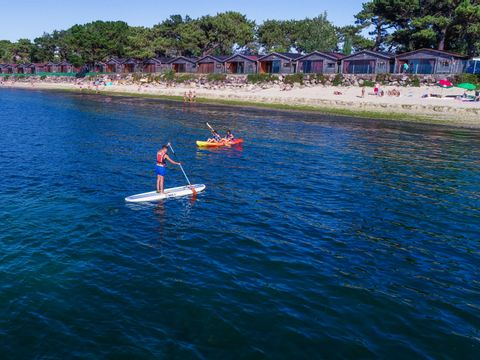 Camping Bayona Playa - Camping Pontevedra - Image N°23