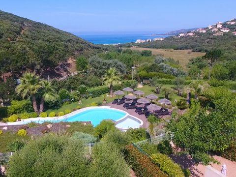Résidence Mare e Macchia - Camping Corse du sud