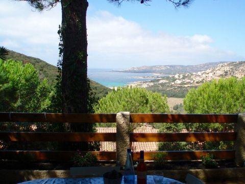 Résidence les Hauts de l'Avena - Camping Corse - Image N°10