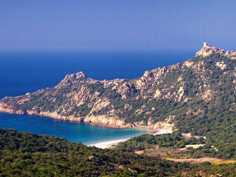 Résidence les Hauts de l'Avena - Camping Corse - Image N°5