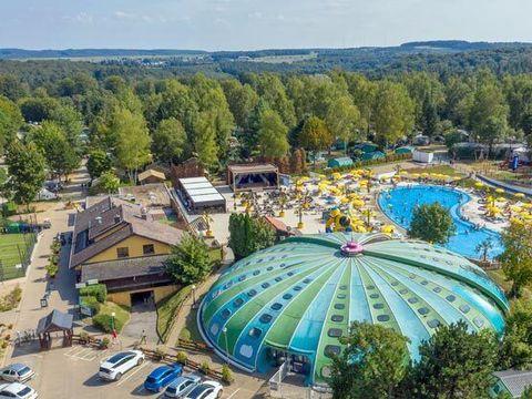 Luxemburg  Camping Birkelt - Camping Luxemburg - Afbeelding N°9