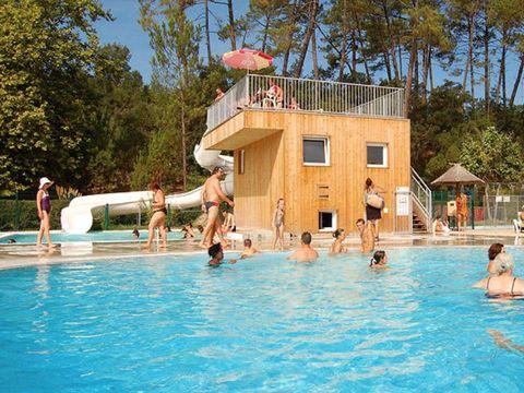 Les Cottages de Leon - Camping Landes