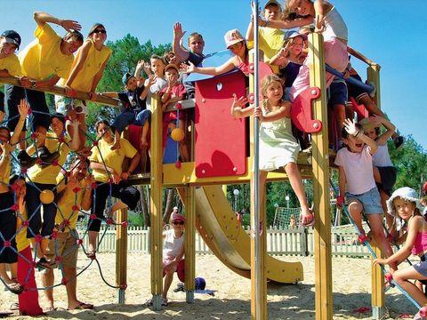 Tour Opérateur et particuliers sur camping Les Viviers - Funpass non inclus - Camping Gironde - Image N°10