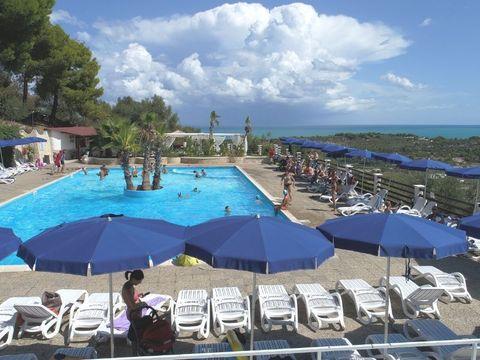 Camping Villaggio Club Santo Stefano - Camping Foggia