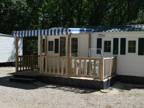MOBILHOME 6 personnes - CONFORT 7