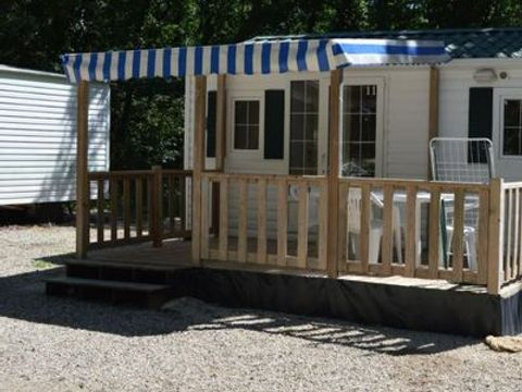 MOBILHOME 6 personnes - CONFORT 8