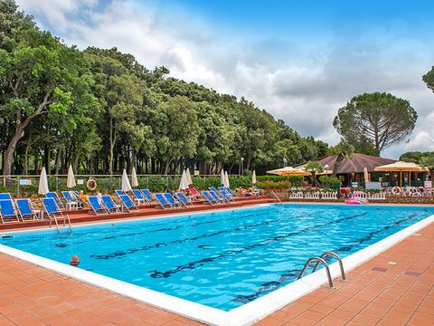 Camping  Valle Gaia - Camping Livourne