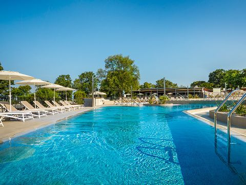 Camping Aminess Maravea - Camping Istrie - Image N°2