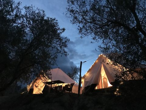 Camping The Lazy Olive Glamping - Camping Pisa - Image N°19