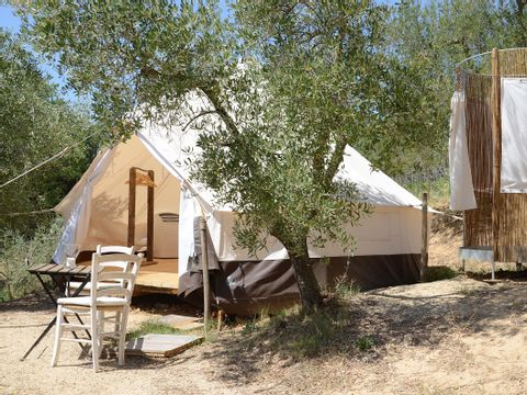 Camping The Lazy Olive Glamping - Camping Pisa - Image N°14