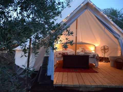 Camping The Lazy Olive Glamping - Camping Pisa - Image N°18