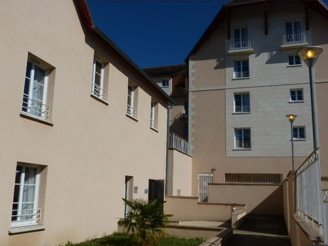 Appart'hôtel Roche-Posay - Camping Vienne - Image N°7