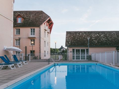 Appart'hôtel Roche-Posay - Camping Vienne