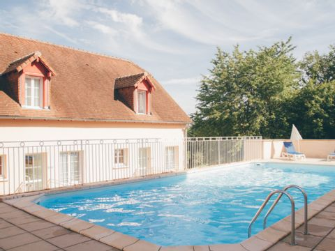 Appart'hôtel Roche-Posay - Camping Vienne - Image N°2