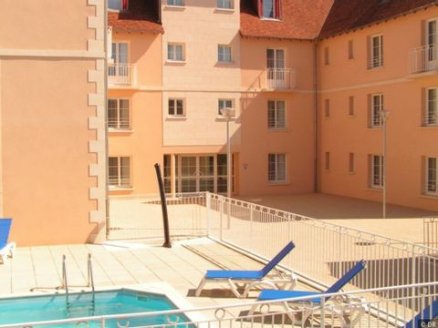 Appart'hôtel Roche-Posay - Camping Vienne - Image N°3