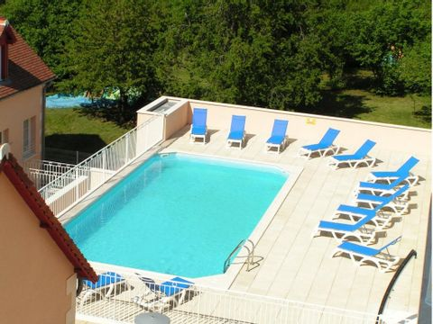 Appart'hôtel Roche-Posay - Camping Vienne - Image N°5