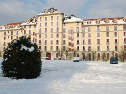 Appart'Hôtel Le Splendid d'Allevard - Camping Isere - Image N°11