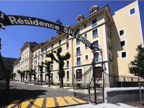 Appart'Hôtel Le Splendid d'Allevard - Camping Isere - Image N°4