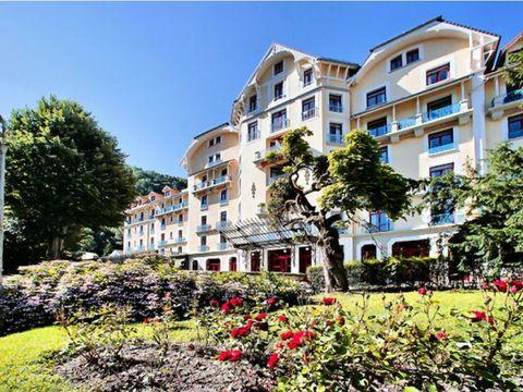Appart'Hôtel Le Splendid d'Allevard - Camping Isere - Image N°9