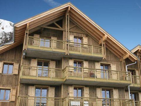 Résidence Le Hameau des Aiguilles - Camping Savoie - Image N°8