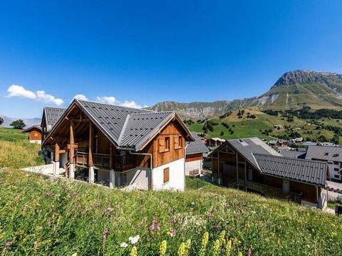 Résidence Le Hameau des Aiguilles - Camping Savoie - Image N°2