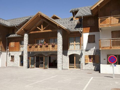 Résidence Le Hameau des Aiguilles - Camping Savoie - Image N°5