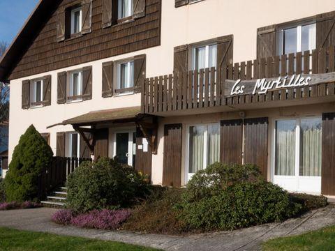 Village Vacance Les Myrtilles - Camping Vosges - Image N°3