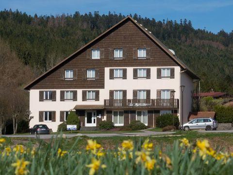 Village Vacance Les Myrtilles - Camping Vosges