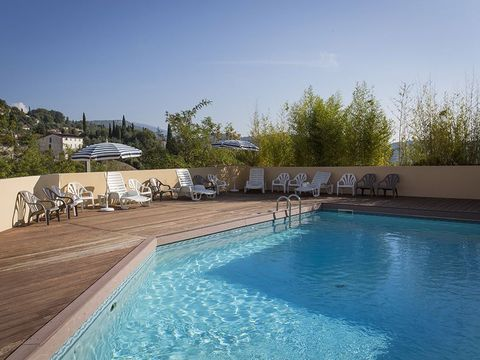 Village Vacance Le Virginia - Camping Alpes-Maritimes
