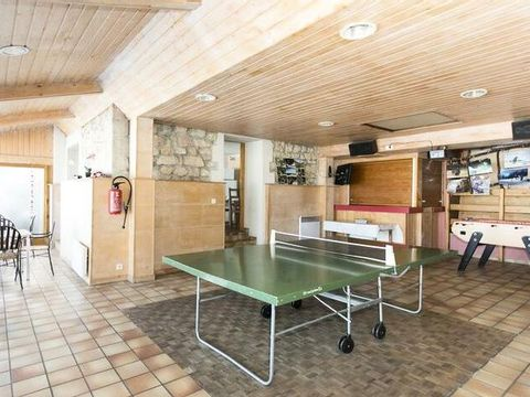 Village Vacance Les Clarines - Camping Jura - Image N°3