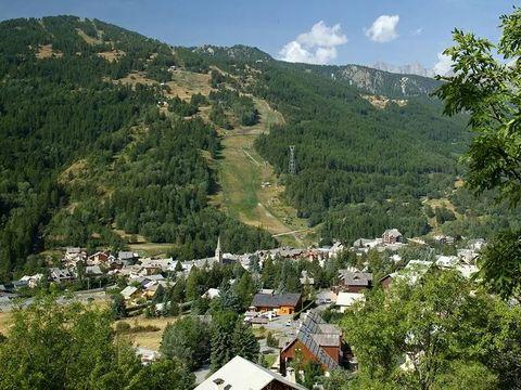 Résidence Le Chalet de l'Eterlou - Camping Hautes-Alpes - Image N°4