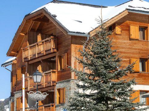 Résidence Le Chalet de l'Eterlou - Camping Hautes-Alpes - Image N°2