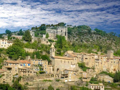 Village Vacances La Drôme Provençale - Camping Drome - Image N°6