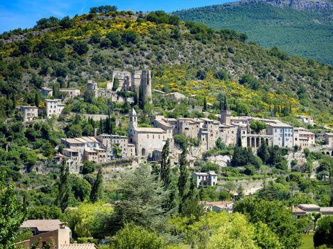 Village Vacances La Drôme Provençale - Camping Drome - Image N°7