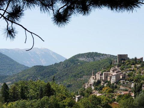 Village Vacances La Drôme Provençale - Camping Drome - Image N°8
