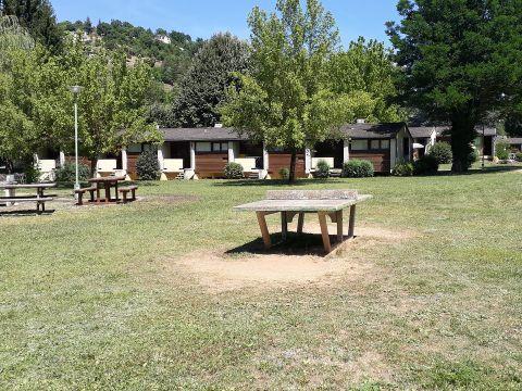 Village Les Légendes de Gévaudan - Camping Lozere - Image N°3