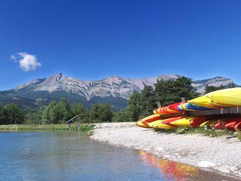 Village Les Ecrins - Camping Hautes-Alpes - Image N°7