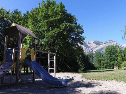 Village Les Ecrins - Camping Hautes-Alpes - Image N°2