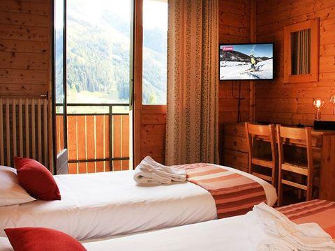 Residence La Clusaz Les Confins - Camping Haute-Savoie - Image N°4