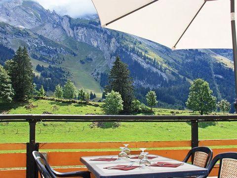 Residence La Clusaz Les Confins - Camping Haute-Savoie - Image N°2