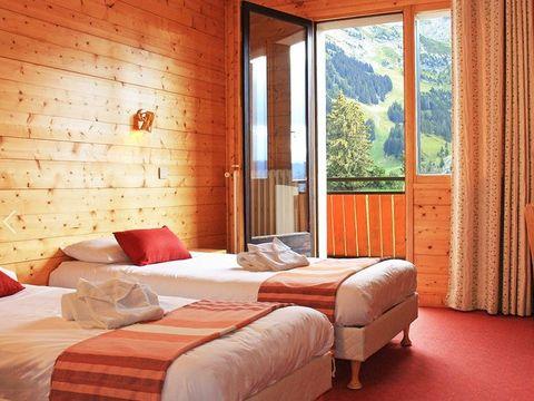 Residence La Clusaz Les Confins - Camping Haute-Savoie - Image N°3