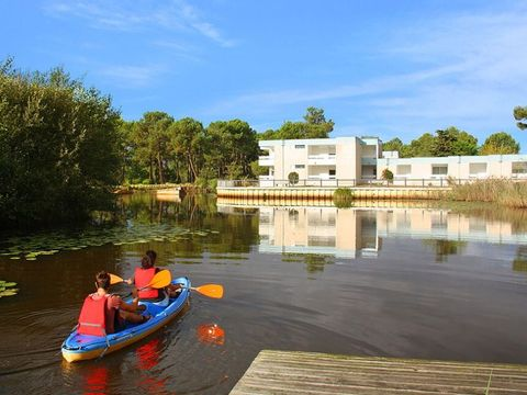 Village vacances Lacanau - Camping Gironde - Image N°8