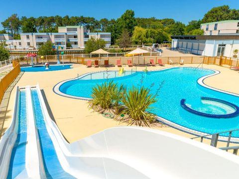 Village vacances Lacanau - Camping Gironde