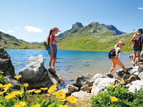 Residence Piau Engaly - Camping Hautes-Pyrenees - Image N°5