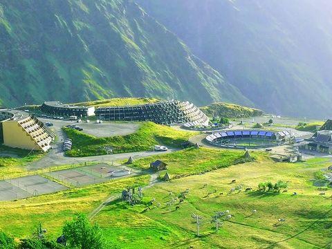 Residence Piau Engaly - Camping Hautes-Pyrenees - Image N°2