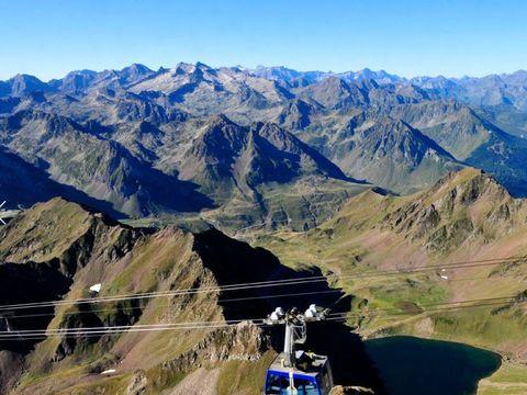 Residence La Mongie - Camping Hautes-Pyrenees - Image N°2