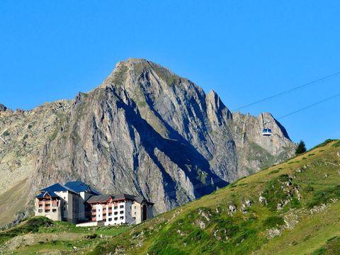 Residence La Mongie - Camping Hautes-Pyrenees - Image N°3